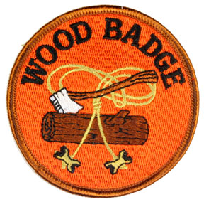 Wood Badge Project At Camp Ahbalufa